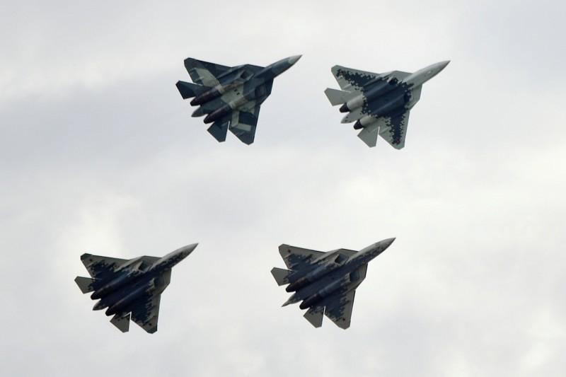 緬甸近來與俄羅斯的防務合作關係迅速成長,同樣成為Su-57的潛在買家。(路透)