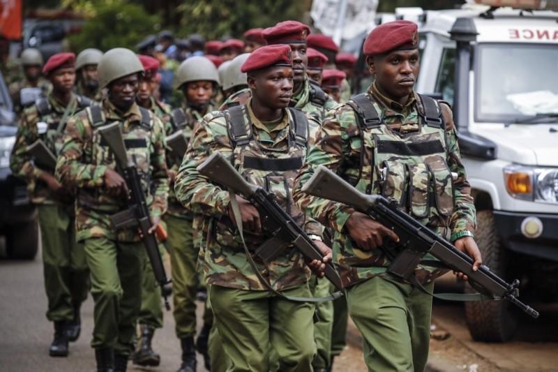 慘!土製炸彈襲擊 肯亞至少10名警察被炸死