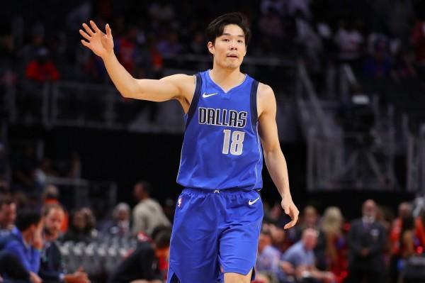 NBA》日本球員3減1 獨行俠宣布裁掉馬場雄大