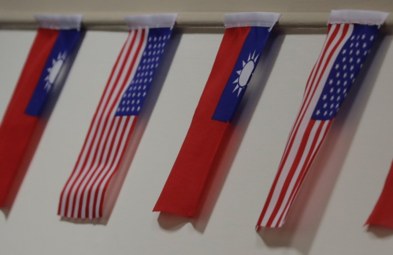 有網友向美國白宮發起「正式承認台灣為獨立國家」的請願案,短短不到1週連署人數就達標。(歐新社)