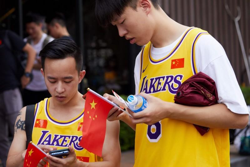矛盾?!NBA中國賽場場爆滿 美學者仍指煽動愛國主義成功