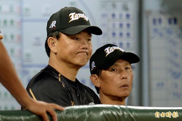 台灣大賽》首局就陷入雙位數落後 洪總坦言難挽頹勢