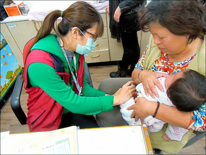 下月15日起 公費流感疫苗開打