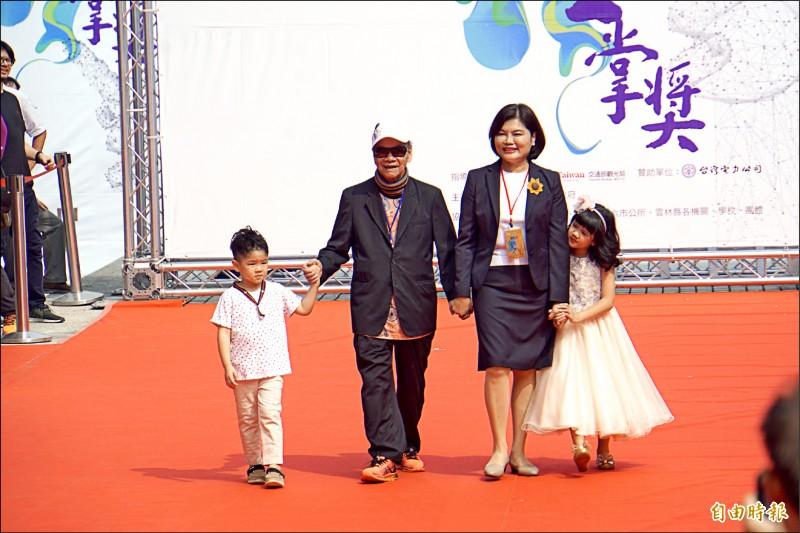 雲林國際偶戲節 首辦大師走星光大道