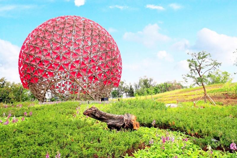 2020台灣燈會在台中 主展場后里森林園區有看頭!