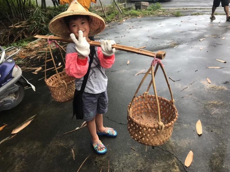 今年新增由大埔社區規劃的筍農體驗之旅,深度體驗竹筍產業。(圖由文化處提供)