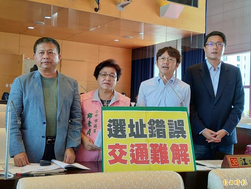 2020台灣燈會接駁 市議員憂「熄燈才到場,天亮才回家」