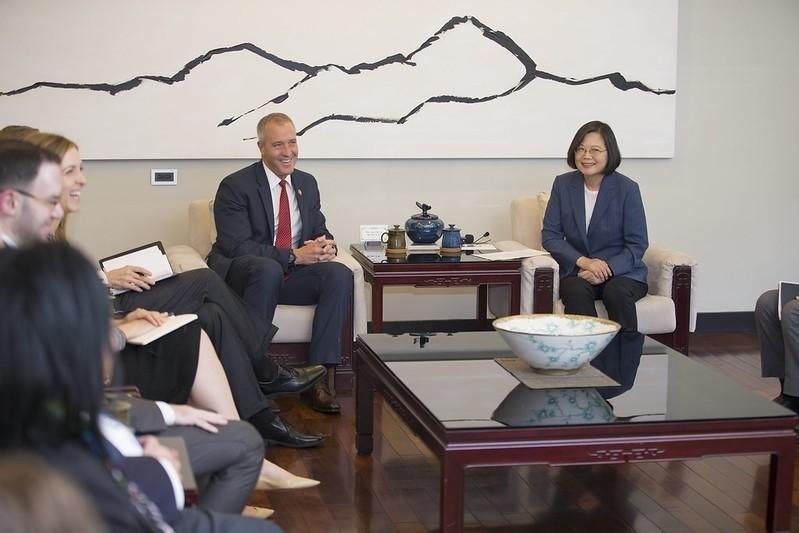 美議員爆料北京霸凌國會訪團 外交部譴責中國霸道橫蠻