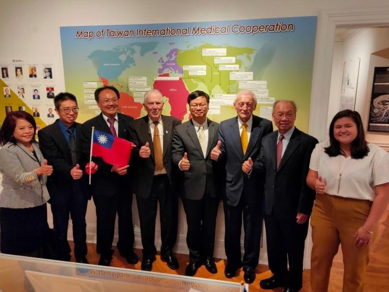 「國際外科博物館」辦台灣醫療特展 白色力量行銷台灣