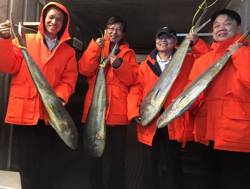 桃園農博漁業館推出多項體驗活動。(農業局提供)