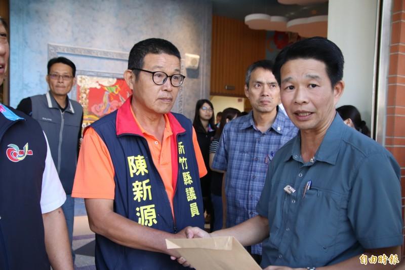 竹縣議員替茶農陳情銷售困境 總統府將安排農委會了解