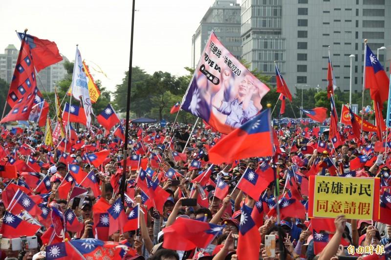 資深媒體人陳朝平認為,若韓國瑜要當選,請韓粉先閉嘴。(資料照)