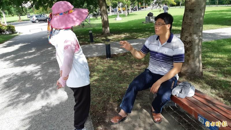 政治素人陳允萍獲民眾黨提名參選台東立委