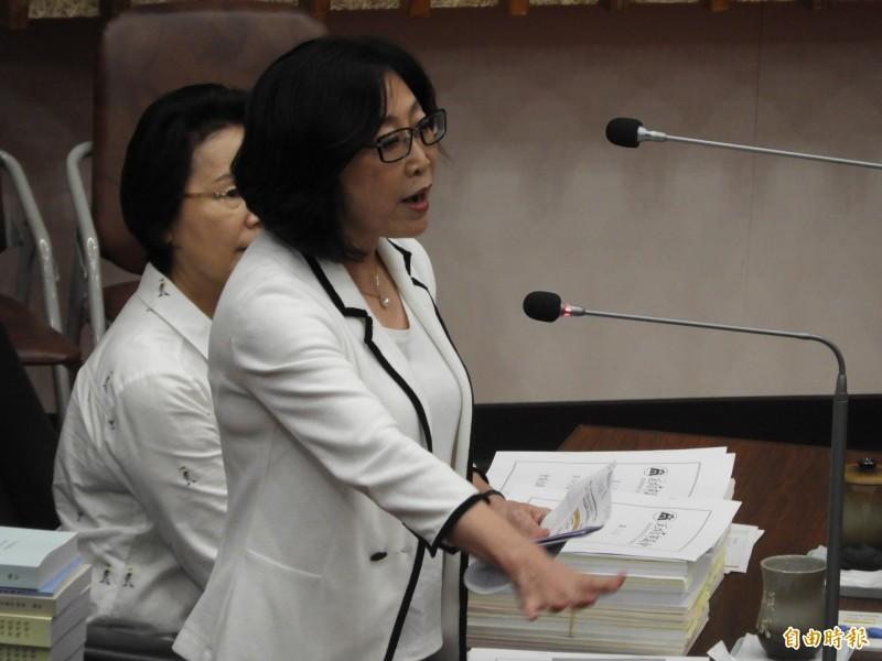 民進黨議員康裕成。(記者葛祐豪攝)