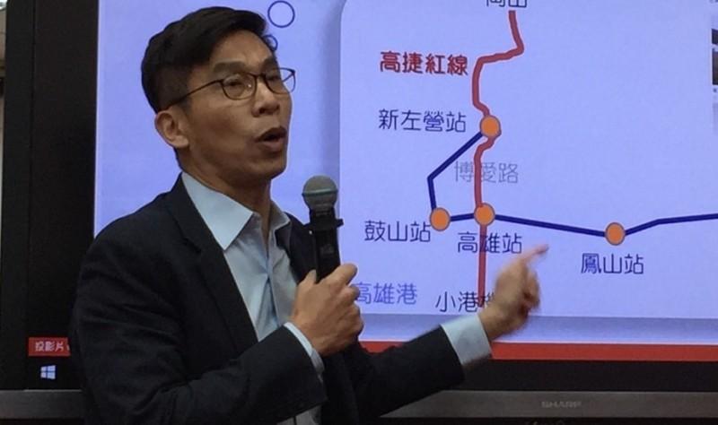 屏東機場新用途 鍾佳濱建議供醫療専機使用 獲馮世寬支持