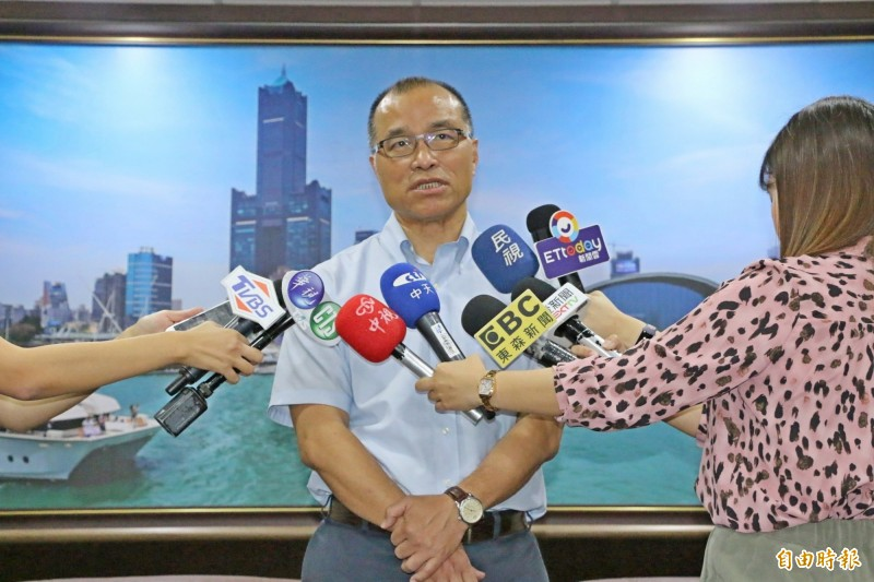 放韓假》葉匡時代理市長首日:我沒有在家裡睡覺