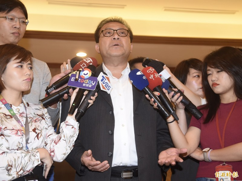 民進黨立委蘇震清。(資料照)