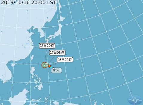 颱風「浣熊」有機會生成?氣象專家:明、後天是關鍵