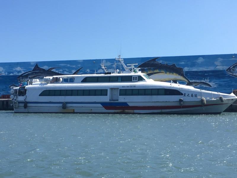台東往返蘭嶼船班突喊停 233名旅客被迫滯留