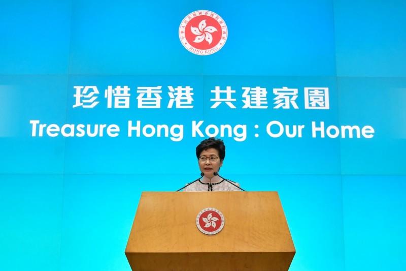 香港人反抗》立法會主席:撤回修訂《修訂逃犯》條例將順延