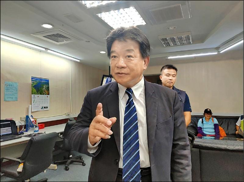 台南市議長郭信良(資料照)