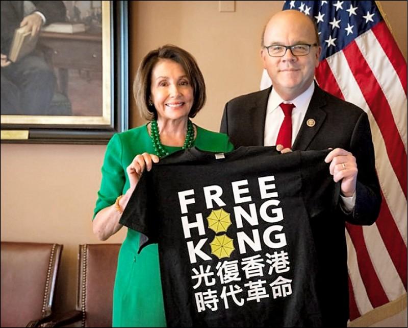 薛瑞福:美百分百支持香港人權
