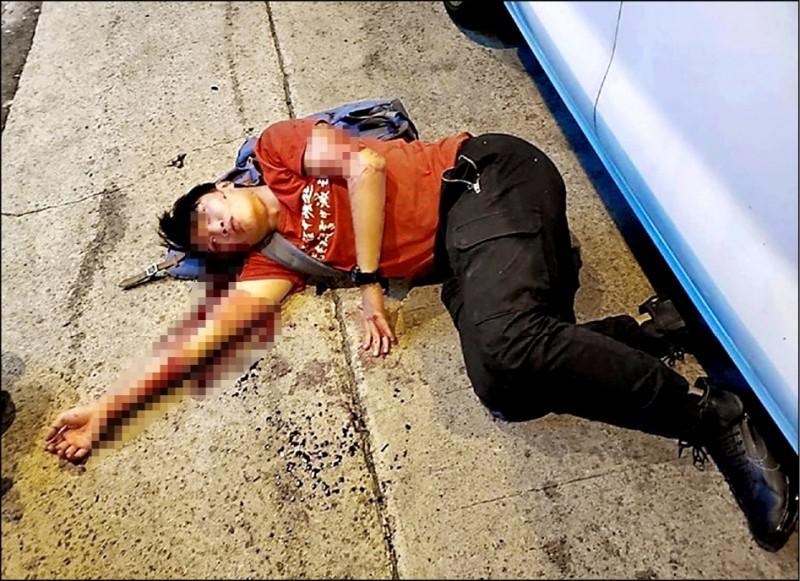 反送中再染血 民陣召集人遇襲遭爆頭