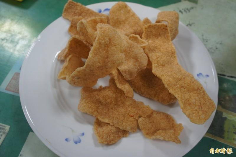 員工限定美食 澎湖海洋生物研究中心推健康蝦餅