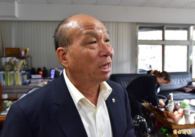 蘇澳漁船失火船員汪洋中獲救  漁會理事長為「奇蹟」落淚了