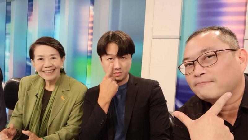 屢批韓遭黨紀開除 李正皓「笑不出來」:R.I.P.國瑜黨