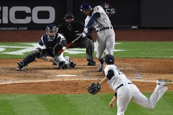 MLB》「春天哥」砲轟田中將大 季後賽13轟創隊史新高