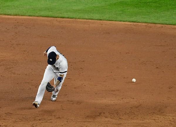 MLB》洋基單場4次守備失誤 紐媒搖頭直呼快掰了