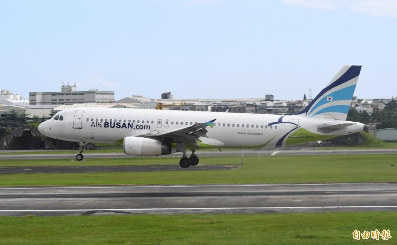 觀光局增補助吸引國際客到花東 10、11月19架次韓國直飛花蓮