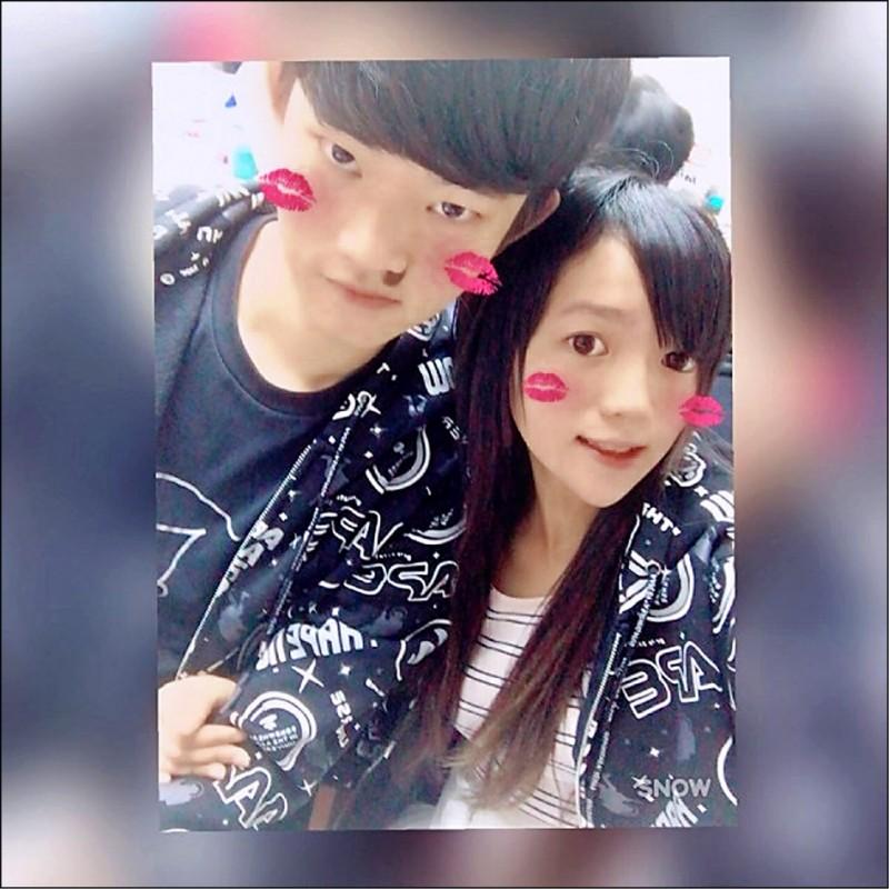 香港男子陳同佳(左)涉嫌殺害女友潘曉穎,近日表明願意到台灣受審。(資料照,取自臉書)