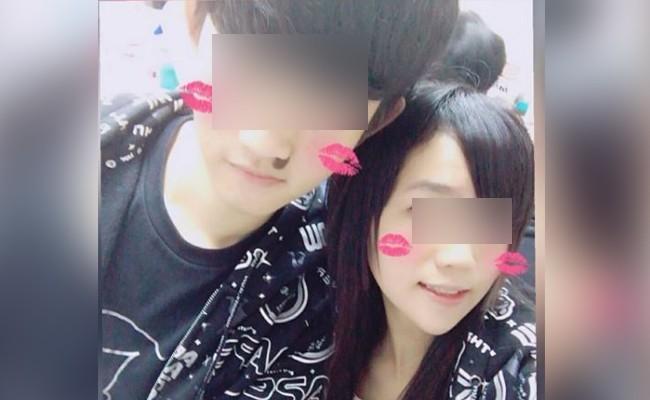 港籍男子陳同佳(左)與女友潘曉穎去年來台旅行,殺害潘女後棄屍。(擷取自臉書)