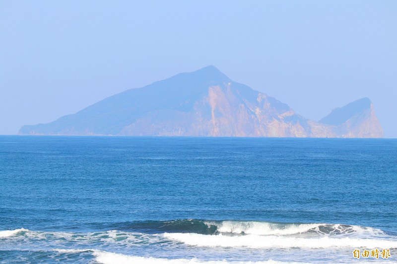 《TAIPEI TIMES》 Yilan to decide if Turtle Island should be a heritage site