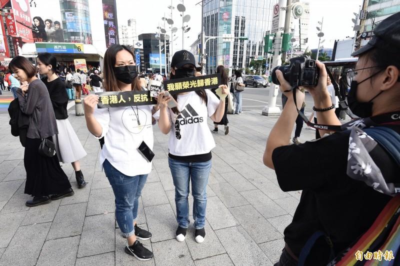 獨家》有香港人就是政治?港青申請台北市路權遭踢皮球