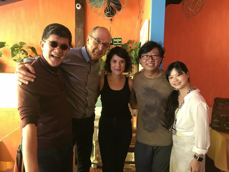 巴西台灣電影展 兩地影人交流拍攝心得與理念