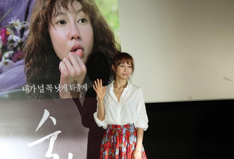 韓國女演員蔡敏瑞4度酒駕,在首爾單行道上逆向肇事後卻被法院輕判,引發南韓網友們的怒火。(圖擷自Daum電影網)