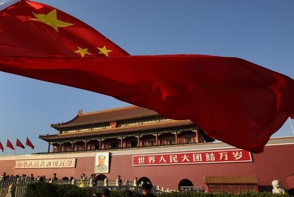 謝金河認為,中國GDP創27年來最低,中方在拉抬GDP過程中採用炒房策略,是造成此現象的原因之一。(彭博)