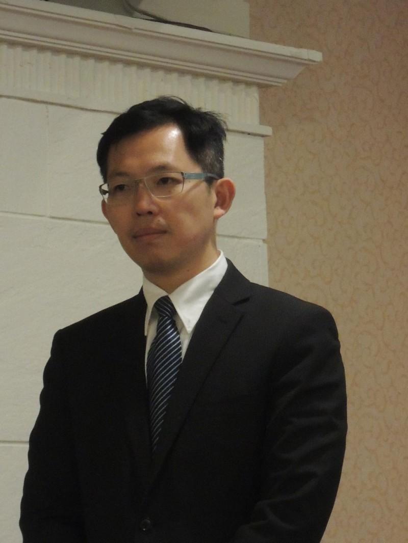 新竹市政府一級主管人事異動,其中民政處長張力可轉接產發處長,11月1日上任。(記者洪美秀攝)