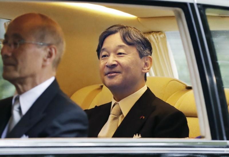 日本德仁天皇今正式即位。(美聯社)