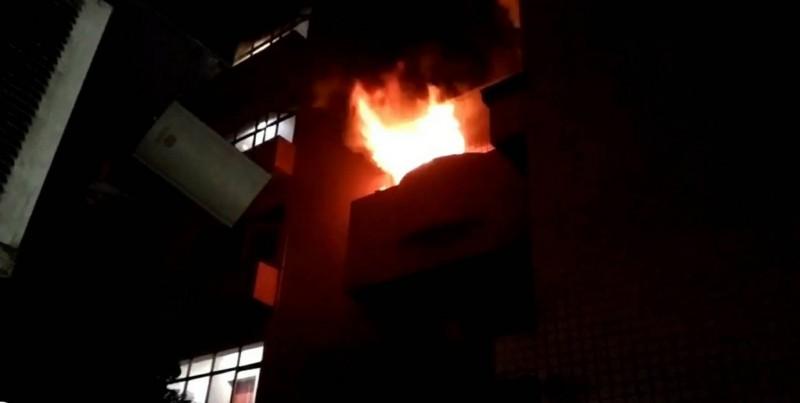 桃園民宅凌晨火警 女子被救出送醫不治