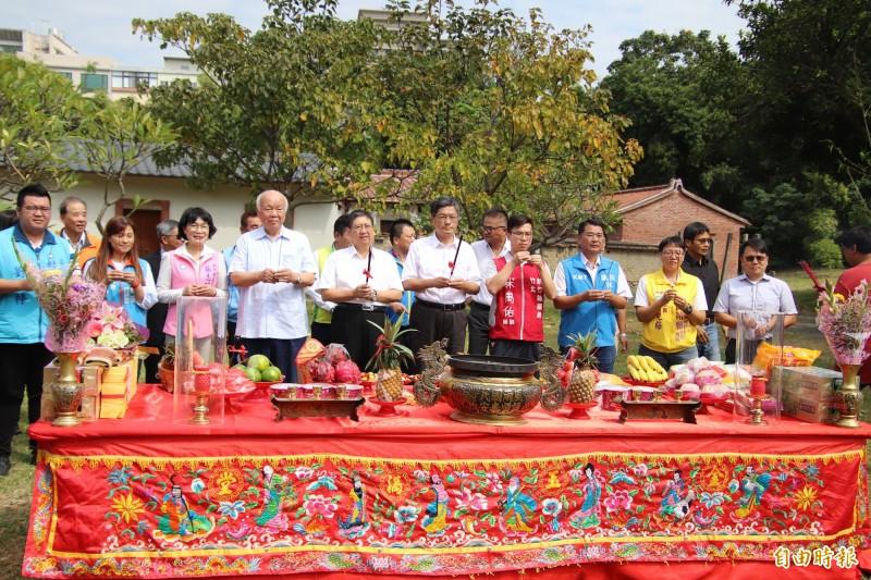 打造水與綠城市風情 竹北東興圳2期景觀再造開工