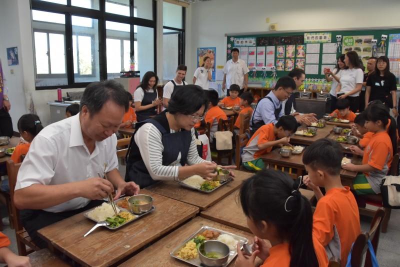 4風電場3年捐3.3億營養午餐費 嘉惠彰化沿海46校