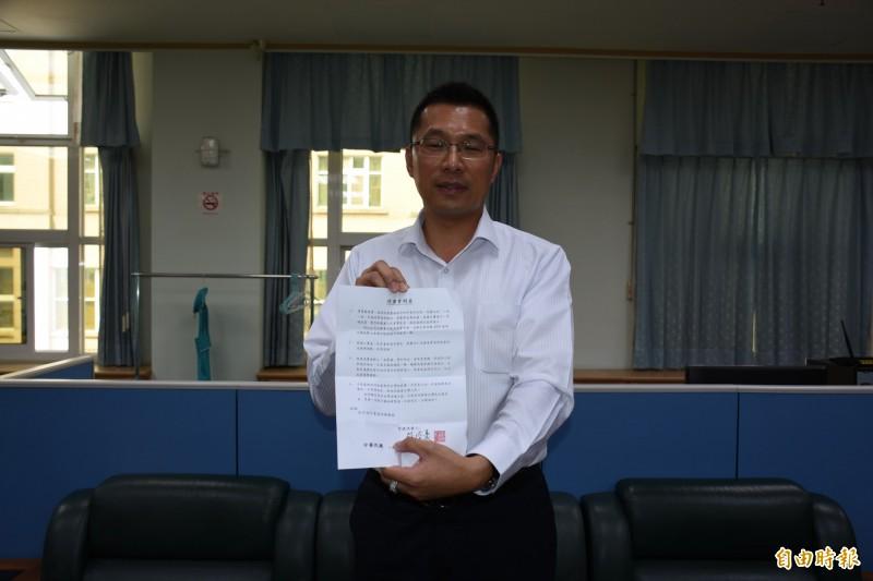 雲林縣副議長蘇俊豪昨天退出民進黨,郭、柯兩陣營都已開始接觸。(資料照,記者林國賢攝)