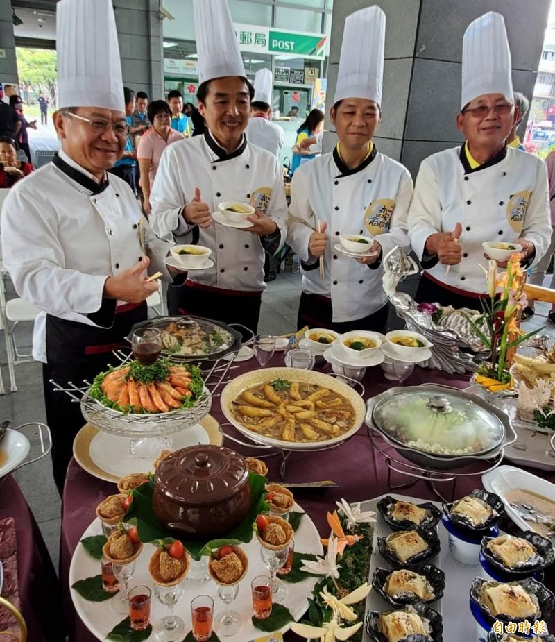 永安石斑魚節11月9日登場 「石斑魚饗宴」開放訂桌