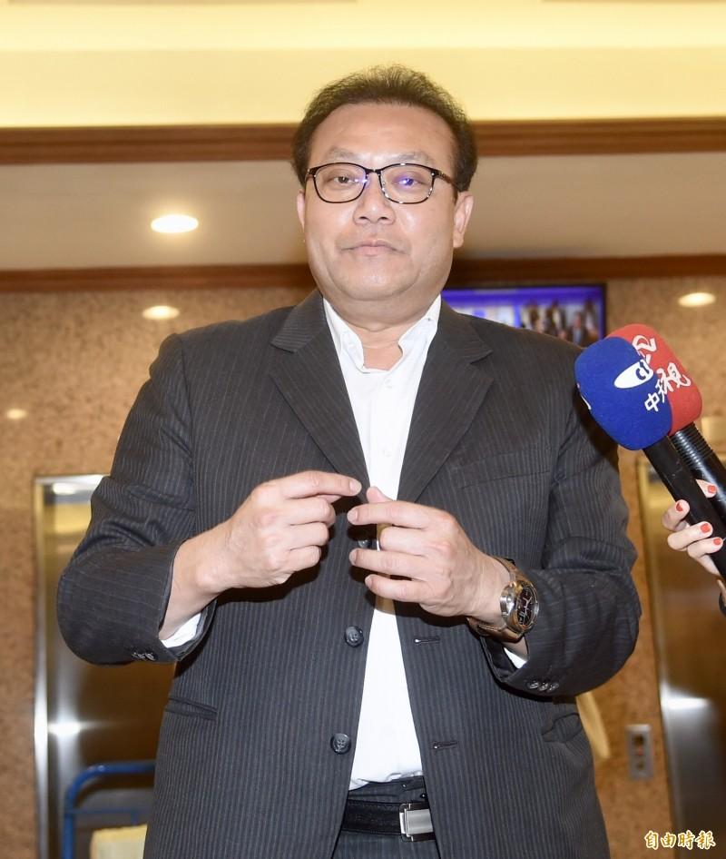民進黨立委蘇震清涉誠美材掏空案,廉政會委員會今決議不予立案。(資料照)
