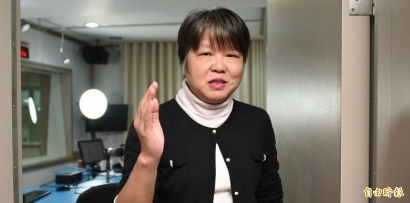 苦苓認為,黃光芹雖然被告,但相信她的指控有憑有據,韓國瑜絕對會後悔。(資料照)