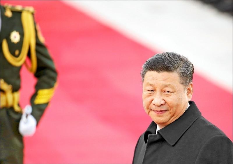 中共「四中全會」即將召開,總書記兼國家主席習近平面臨內外交迫的困局。 (路透資料照)